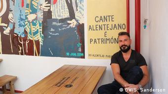 Lissabon - ESC Telmo Pires, Fado Sänger