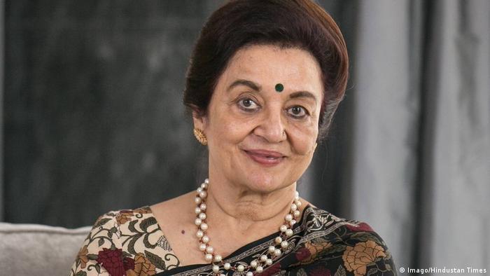 Indische Schauspieler - Asha Parekh (Imago/Hindustan Times)