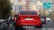 Deutsche Geschäfte mit dem Iran - BMW in Teheran