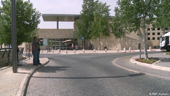 The new US Embassy in Jerusalem