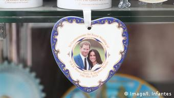 Royale Hochzeit: Meghan Markle und Prinz Harry als Souvenir