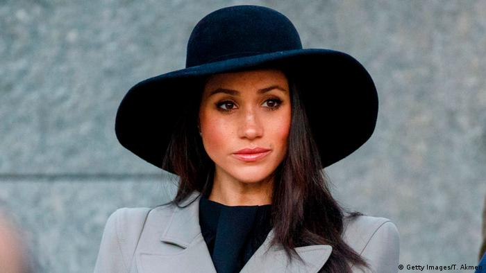 Portraitfoto: Meghan Markle (Getty Images/T. Akmen)