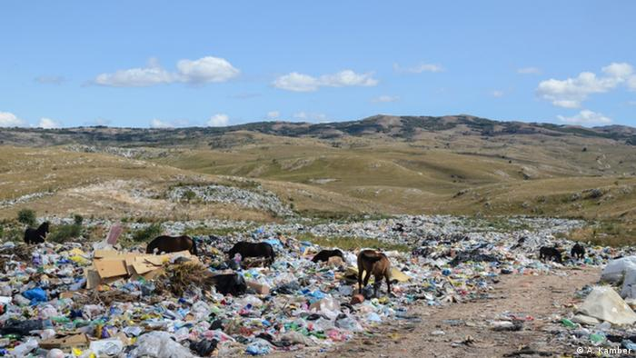 Müll Bosnien (A. Kamber)