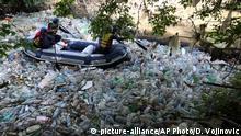 Umweltverschmutzung in Serbien