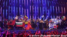 Portugal Lissabon ESC-Finale 2018 Netta Israel