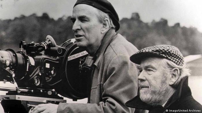 Kino-Regisseur Ingmar Bergman