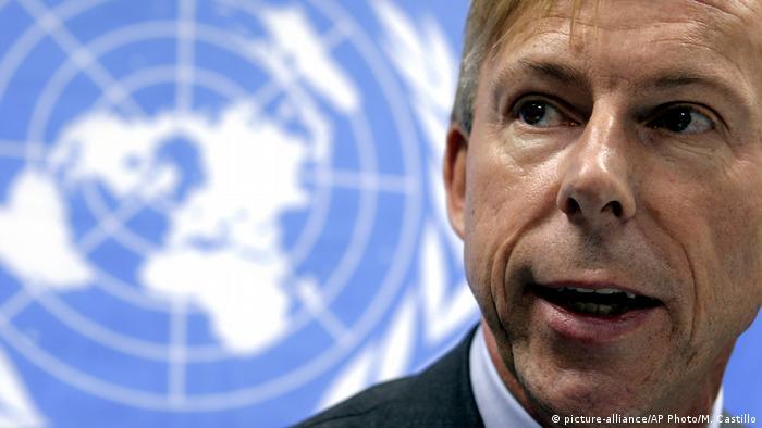 Guatemala Botschafter Schwedens Anders Kompass