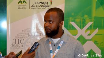 Mosambik Moztech Ildebrando Jack