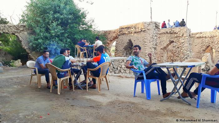 Irak Hiet Stadt Rückkehr im Alltag (Mohammed Al Shammari)