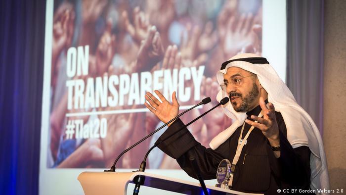 Dr. Naser al Sane (CC BY Gordon Welters 2.0)