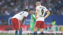 Bundesliga Hamburger SV v Borussia Moenchengladbach -