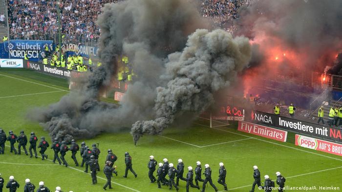 Fusball Bundesliga  Spieltag Hamburg Vs Monchengladbach Picture Alliance