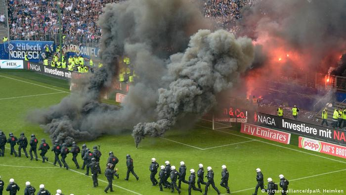 Hamburg vs. Mönchengladbach