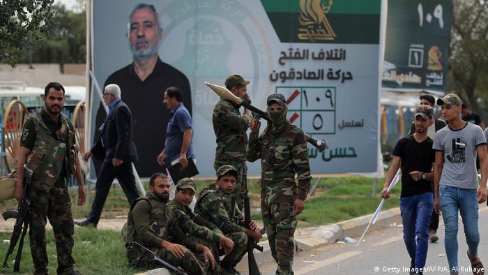Risultati immagini per حشد الشعبی کرسی پارلمان عراق را در انتخابات سال ۲۰۱۸