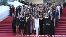 Frankreich 71. Filmfestival in Cannes - MeToo