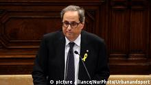 Spanien | Quim Torra, Regierungsbildung in Katalonien