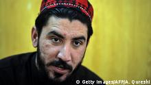 Pakistan Manzoor Pashteen (Getty Images/AFP/A. Qureshi)