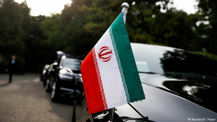 China Besuch Mohammed Dschawad Sarif, Außenminister Iran