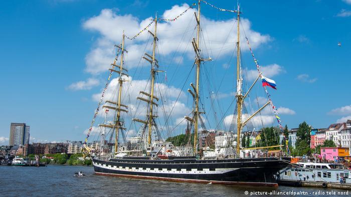 830-летие гамбургского порта