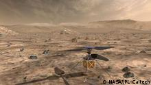NASA Mars Helikopter | 'high risk, high reward' Projekt