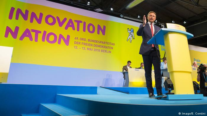ВДП хоче перетворити Німеччину на інновативну націю