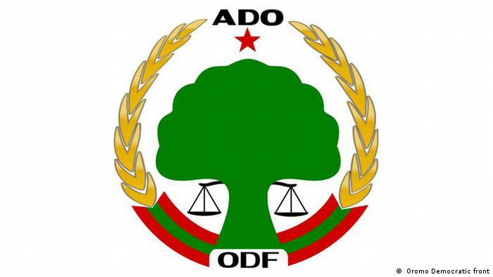 Oromo Democratic front (ODF) Logo