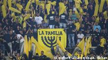 Beitar Jerusalem Football Club Fans (picture-alliance/dpa/A. Sultan)