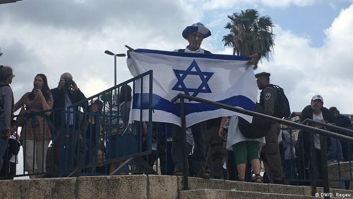 Jerusalem Protest Jerusalem Day
