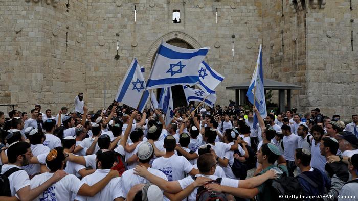 Izraelci slave preseljenje američkog veleposlanstva ispred Damaških vrata