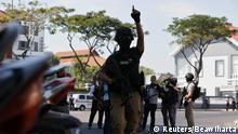 Anschlagsserie in Indonesien