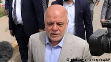 Parlamentswahlen im Irak Haider al-Abadi
