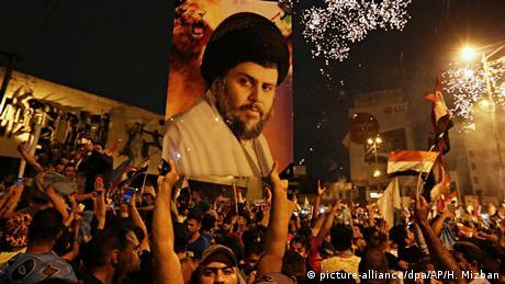 На виборах в Іраку переміг альянс під проводом проповідника ас-Садра