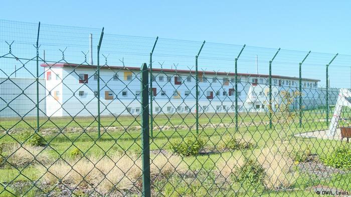 The Vendin-le-Vieil prison in France