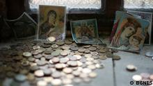Ikonenbildchen in Bulgarien
