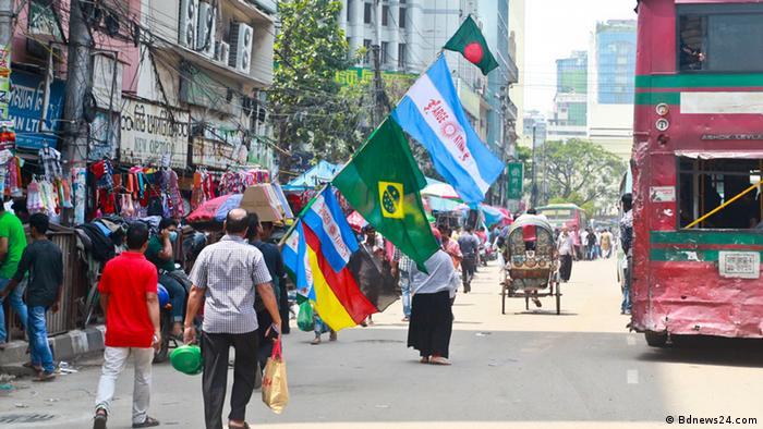 Vorbereitungen für die WM 2018 in Bangladesch