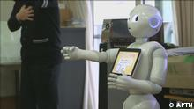 DW Shift Roboter als Pfleger in Japan
