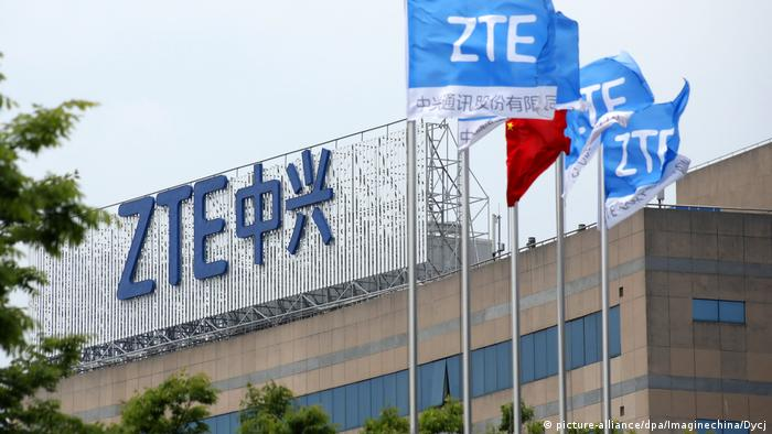 ZTE (picture-alliance/dpa/Imaginechina/Dycj)