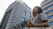 ZTE (picture-alliance/dpa/AP/Ng Han Guan)
