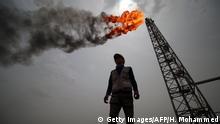 Irak Symbolbild Ölfeld bei Basra