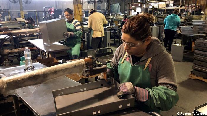 USA Fabrik für Computergehäuse in Franklin Park
