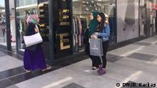 Türkei Shopping Mall in İstanbul für konservative Frauen