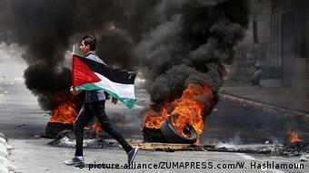 بیش از ۵۰ نفر در نوار غزه در تظاهرات اعتراضی روز دوشنبه کشته شدند