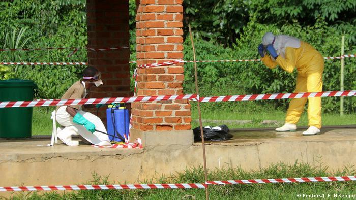 У ДР Конго зафіксували новий спалах вірусу Ебола