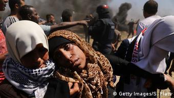 Israel Protesten in Gaza