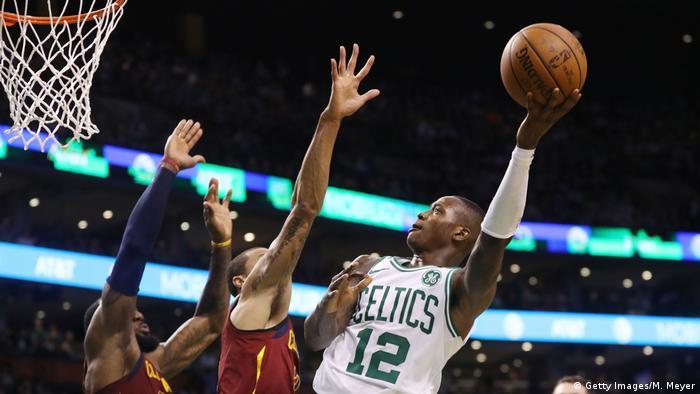 USA NBA - Cleveland Cavaliers vs Boston Celtics