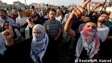 Jordanien Protesten in Amman gegen Eröffnung der US-Botschaft in Jerusalem