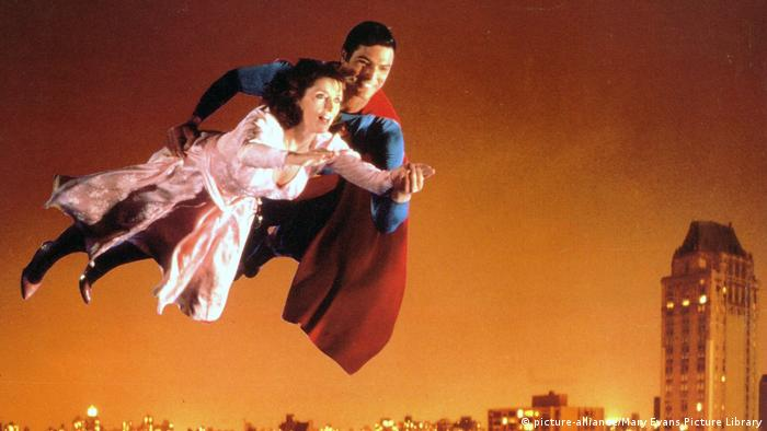 Filmstill von Superman IV: The Quest For Peace (picture-alliance/Mary Evans Picture Library)