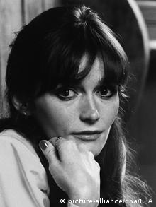 A shot of Margot Kidder who played Lois Lane in the 1978 film Superman (picture-alliance/dpa/EPA)