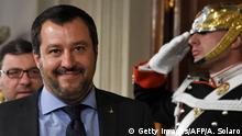Matteo Salvini (Getty Images/AFP/A. Solaro)