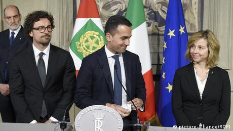 Ιταλία: Το μεταναστευτικό και ο σχηματισμός κυβέρνησης